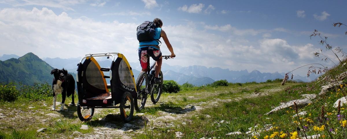 Per Bike um den Juifen