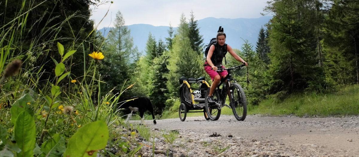 Bike & Hike Achensee/Unnütz